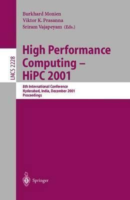 8th International Conference on High Performance Computing