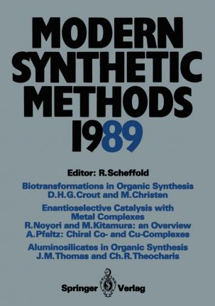 Modern Synthetic Methods 1989