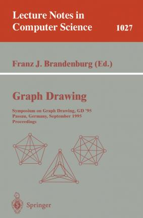 Graph Drawing : Symposium on Graph Drawing, GD'95; Passau, Germany, September 20-22, 1995. Proceedings