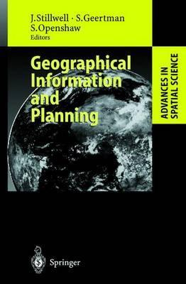 Geographical Information and Planning  European Perspectives
