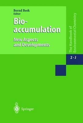 Bioaccumulation New Aspects and Developments