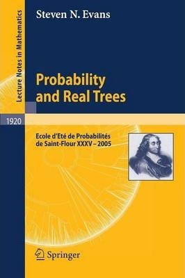 probability and real trees evans steven n