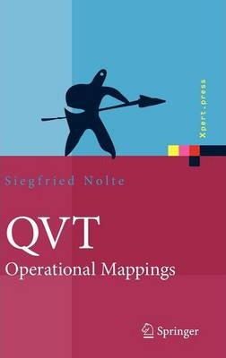 QVT - Operational Mappings Cover Image