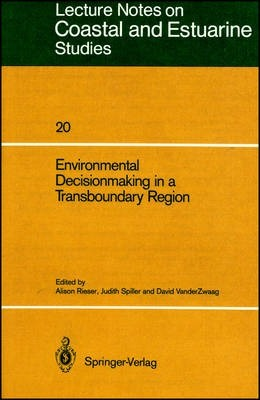 Environmental Decision-Making in a Transboundary Region