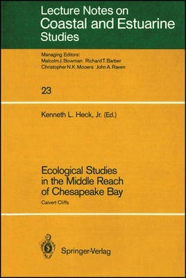 Ecological Studies in the Middle Reach of Chesapeake Bay