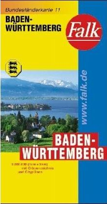 Germany Map: South West and Black Forest Sheet 4