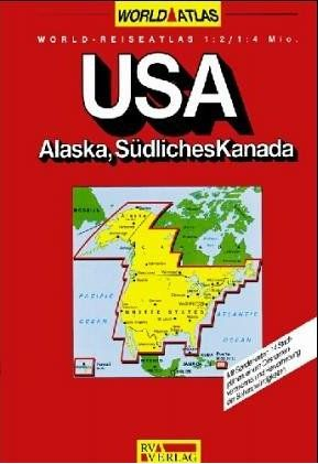 United States of America: World Atlas