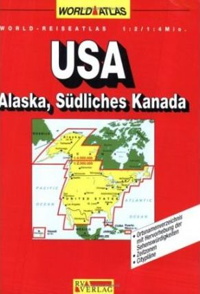 United States of America, Southern Canada and Alaska
