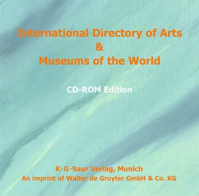 International Directory of Arts and Museums of the World