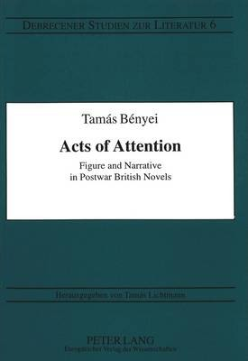 Acts of Attention Cover Image