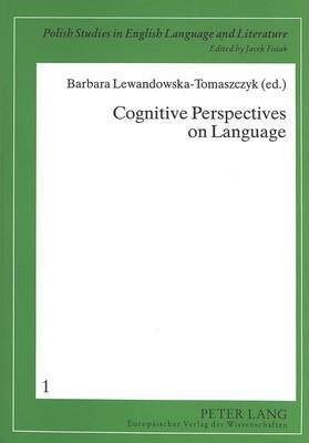 Cognitive Perspectives on Language