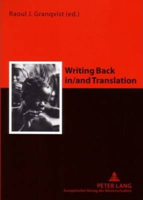 Writing Back In/And Translation