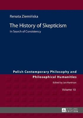 The History of Skepticism : Renata Zieminska : 9783631652275