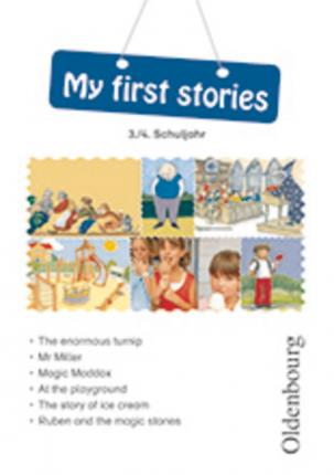 My first stories, 6 Hefte