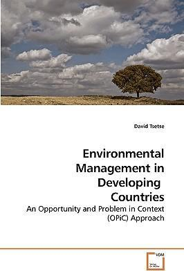 Environmental Management in Developing Countries