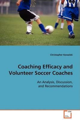 Coaching Efficacy and Volunteer Soccer Coaches Cover Image