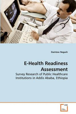 E-Health Readiness Assessment