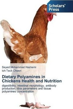 Dietary Polyamines in Chickens Health and Nutrition