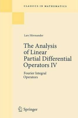 The Analysis of Linear Partial Differential Operators IV