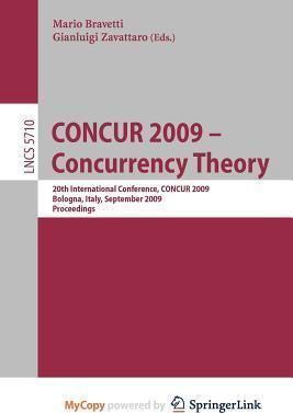 Concur 2009 - Concurrency Theory