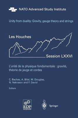 Unity from Duality: Gravity, Gauge Theory and Strings