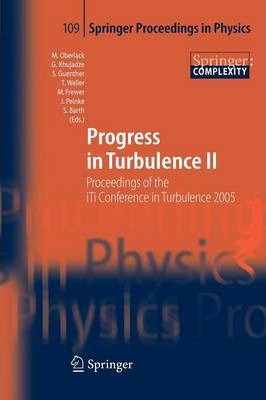Progress in Turbulence II