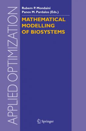 Mathematical Modelling of Biosystems