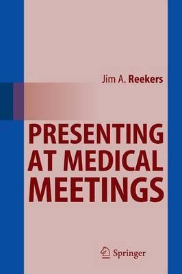 Presenting at Medical Meetings