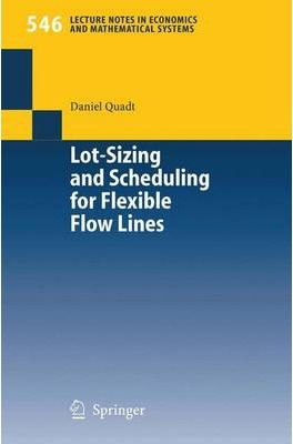 Lot-Sizing and Scheduling for Flexible Flow Lines