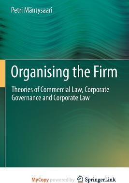 Organising the Firm