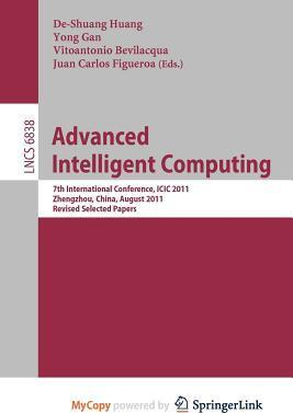 Advanced Intelligent Computing
