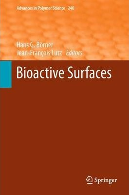 Bioactive Surfaces