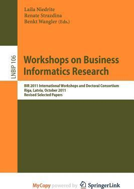 Workshops on Business Informatics Research
