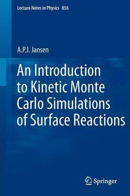 An Introduction to Kinetic Monte Carlo Simulations of Surface Reactions