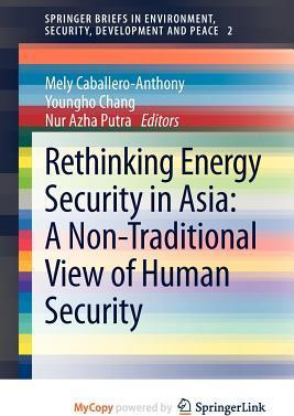 Rethinking Energy Security in Asia