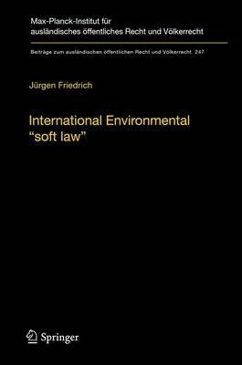 "International Environmental ""soft law"""