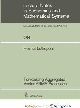 Forecasting Aggregated Vector ARMA Processes