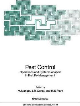 Pest Control: Operations and Systems Analysis in Fruit Fly Management