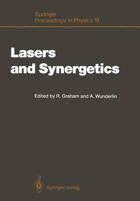 Lasers and Synergetics