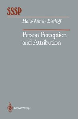 Person Perception and Attribution