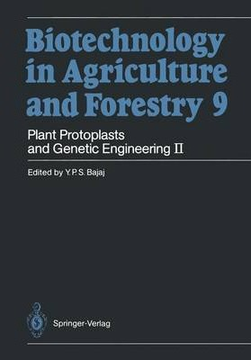 Plant Protoplasts and Genetic Engineering II