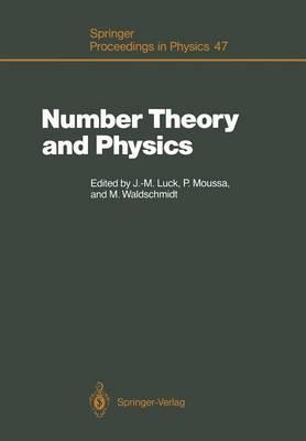 Number Theory and Physics