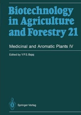 Medicinal and Aromatic Plants IV