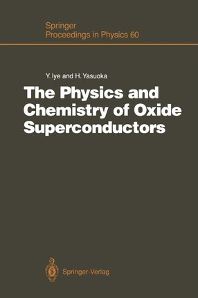 The Physics and Chemistry of Oxide Superconductors