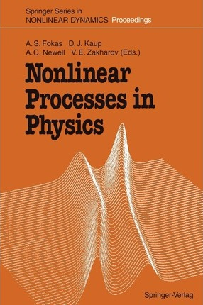 Nonlinear Processes in Physics