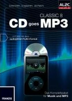 CD goes MP3 8.0 Classic