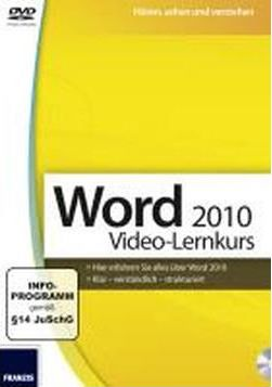 Word 2010 Video-Lernkurs