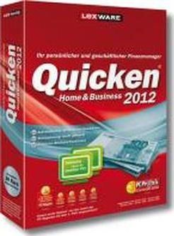 Quicken Home & Business 2012