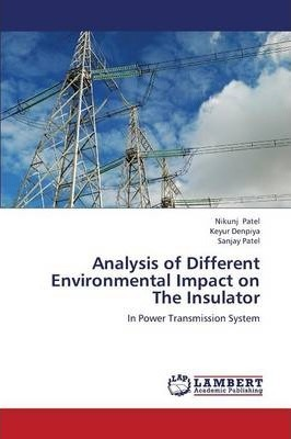 Analysis of Different Environmental Impact on the Insulator
