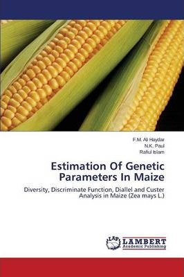 Estimation of Genetic Parameters in Maize